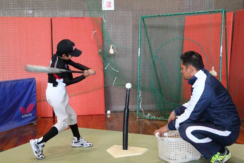 豊前市 少年野球教室